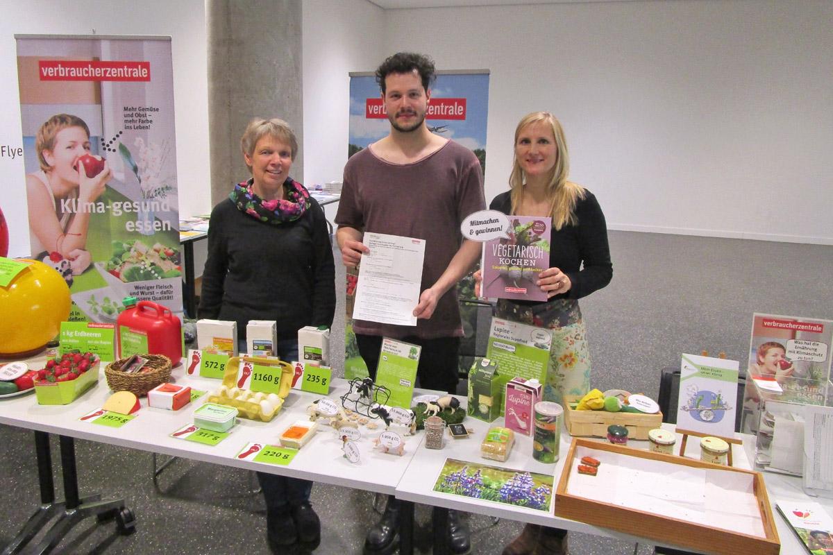 Klimagesunder Aktionstag in der FH Bielefeld